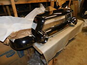 1955-1956 Gmc Bumper And Grille Re-chromed