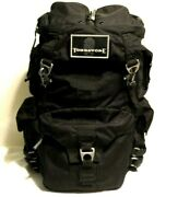 Ultra Rare Mechanism Backpack Black Tactical Field Gear Blackout Day Pack