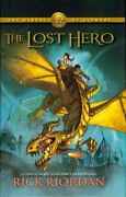 The Lost Hero By Rick Riordan 9781410433596 | Brand New | Free Us Shipping