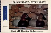 Blue Ribbon Pattern Series Hunting Birds By Veasey, William Plastic Comb