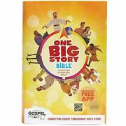 Csb One Big Story Bible Hardcover By Csb Bibles By Holman Hardcover