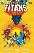 New Teen Titans Vol. 2 By Wolfman Marv Paperback