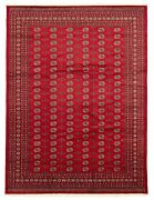 Vintage Hand-knotted Carpet 9and0390 X 11and03911 Traditional Oriental Wool Area Rug