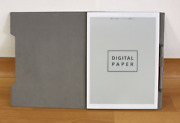 Sony Digital Paper 13.3 A4 Dpt-rp1 / Wc E-ink Tablet White E-book Reader Exc++