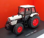 Universal Hobbies 1/32 Scale Tractor Cih-uh6208 - Case 1494 - 4wd White