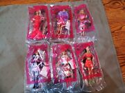 Mcdonalds Happy Meal Barbie Collection New In Packages. 2008
