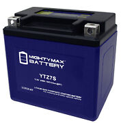 Mighty Max Ytz7s Lithium Battery Replaces Atv Snowmobile Mowers Pwc Watercraft