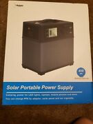 Hy-ps5b Acopower 400wh Portable Solar Generator Power Supply Energy
