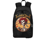New Backpack Large Adult Outdoor The Grateful Dead Rock Band Bag Hiking School