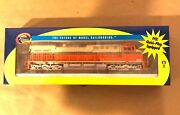 Athearn Ho 77672 Norfolk Southern Interstate Ac4400cw Diesel 8105 Dcc Sound Ob