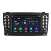 Android 10 Car Gps Dvd Radio For Mercedes Benz Slk Class R171 04-11 Wifi 4+64gb