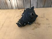 2002_2003 Bmw E53 X5 4.6is 4.6 Front Differential Axle Gear Carrier 3.91 Oem