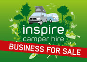 Vw Camper Hire Business For Sale Camping Holidays Weddings Staycation Glamp