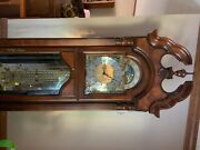 Howard Miller Grandfather Clock Model611-016 Chastain Was Discontinued In 2008