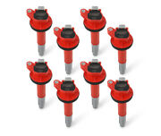 Msd Ignition 824528 Ignition Coils - 8pk Fitsd 5.2l Shelby 16-20