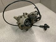 2008 Arctic Cat Thundercat 1000 H2 Front Gearcase Differential 3.1 1502-281
