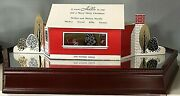 Mickey Mantle Family Insanely Rare Orig 3-d House Xmas Card W/address And Names