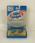 Nos Cmw Classic Metal Works '41 Plymouth Coupe N Scale Accessories - 50208