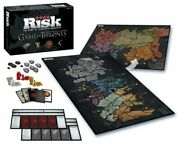 Game Of Thrones Risk Strategy Board Game