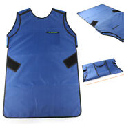 X-ray Protection Apron Protective Lead Vest Free Radiation M Size 0.5 Mm Pb