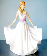 Royal Doulton Laura Hand Signed Exclusive Figurine Hn5588 Pretty Ladies 2013 New