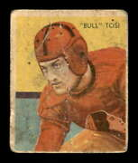 1935 National Chicle 27 Bull Tosi Rc P X2066735