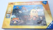 New Ravensburger Disney Puzzle Planes Cars Fire And Rescue Piston 150 Air Attack