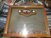 Miller Park Sign Milwaukee Brewers Beer Mirror Etched Glass Baseball Stadium