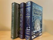 Barnes And Noble Editions Gaiman Asimov C S Lewis Chronicles Of Narnia
