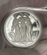 2021 St Helena Masterpiece Three Graces 1 Oz Silver Proof Coin 🔥in Stock🔥