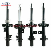 Front/rear L+r Shock Absorbers W/magnetic Ride Control4 Pcs For Rover Evoque