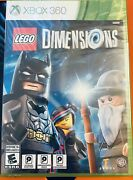 Lego Dimensions Video Game Microsoft Xbox 360 Andcopy2015