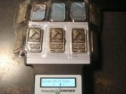 10 1oz Bars Pan American Silver Corp Fine By Northwest Territory Mint Nwt Ounce