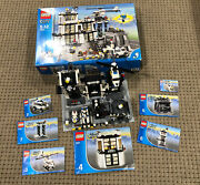 Lego 7237 City Police Station, Retired With Box 100 Complete W All Instructions