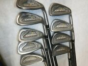 Nice Tommy Armour 855s Silver Scot Iron Set 3-sw