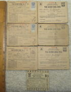 Lot Wwii World War 2 Ration Books And Stamps Free Ship