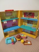 Rare Hey Duggee Squirrel Clubhouse Playset And Figures Lot Missing Doors