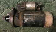 Tx12433 - A Used Starter For A Long 2360 2460 2510 2610 2620dtc Tractors