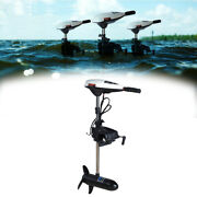 Electric Outboard Trolling Motor Boat Marine Trolly Strong Power Motor 45lbs