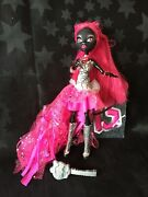 Monster High Doll - Friday 13th - Catty Noir, Complete