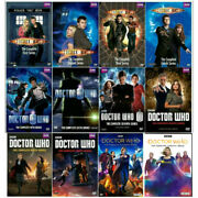 Doctor Who Complete Series Season 1-12 Dvd Set 61 Disc