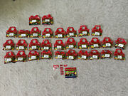 Lego Soccer Coca Cola Promotional Set Japan World Cup - New 30 Bags 4471 4472