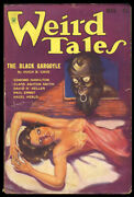 H P Lovecraft, Hazel Heald / Winged Death In Weird Tales March 1934 1st Edition