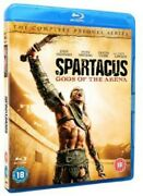 Spartacus Gods Of The Arena Used - Very Good Region B Blu-ray