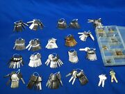 Huge Lot 200+ Uncut Ilco New Key Blanks Ford Gm Chrysler Chevy House Lock Brass