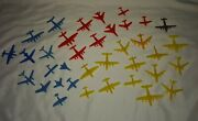 1963 Multiple Products Toymakers Mpc Planes Of The World Aircraft Plastic