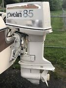 85 Hp Johnson Outboard With Power Tilt