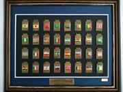 Fifa World Cup 2002 Korean Japan Coca-cola Pins Collection Limited Edition As329