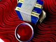 1955 1956 Pontiac Station Wagon Guide Gm Nos Tail Light Lenses Pair In Boxes