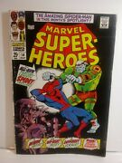 Marvel Super-heroes 14 Spider-man 1967 Super-bright And Colorful Key.